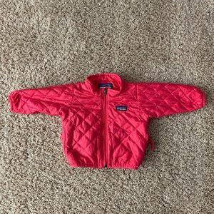 Baby 3M Patagonia Pink Jacket